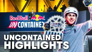 Red Bull Uncontained FULL Highlights | BMX Park