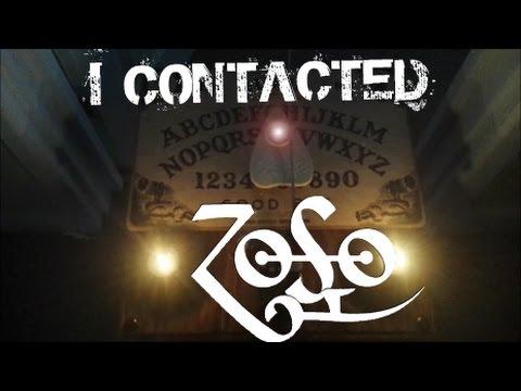CONTACTING ZOZO Ouija DEMON- 100% REAL Spirit Box with DARK Entities
