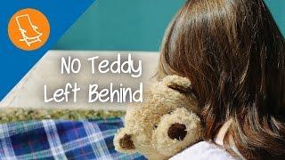 No Teddy Left Behind: Lost, Found, Reunited