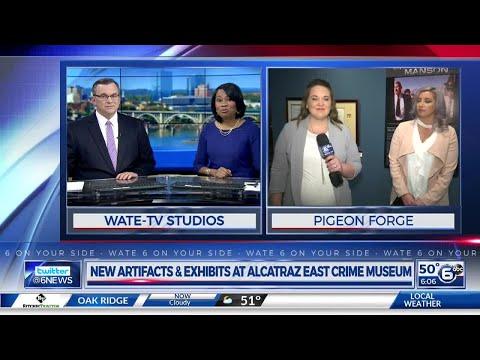 Alcatraz East new exhibits