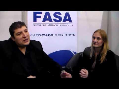 IFE Franchise Expo - John Baladakis