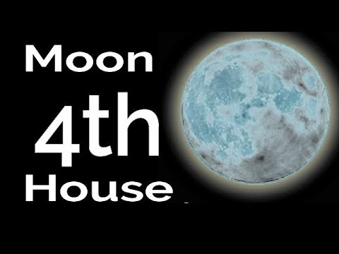 Lalkitab Astrology#Moon 4th house#Moon Prediction 4th house#Moon shubh-ashubh#Moon Grahafal