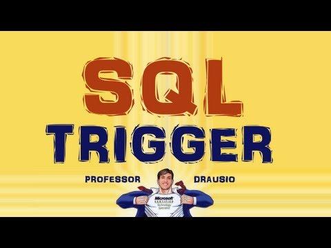 PD - Criar Trigger Básica após Inserir no SQL Server 2012