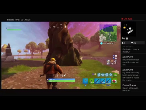 Fortnight playing with subs and playing new mode