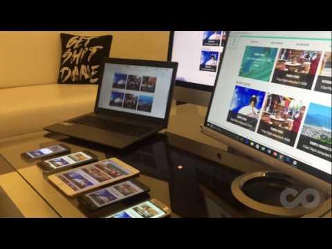 Cross-platform Website Testing at CoDesign