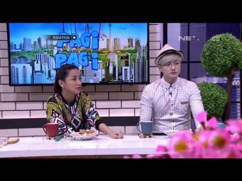 Sarapan Gado-gado Goyang Bareng Lee Jeong Hoon