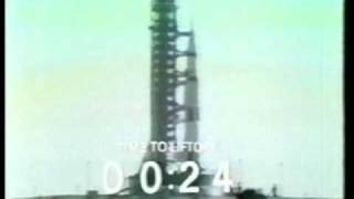 Launch of Apollo 11 (CBS)
