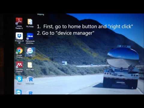 Windows 10 screen brightness adjustment of Laptop , Easy fix!!