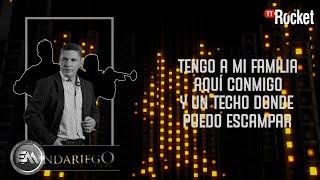 El Andariego - Brindo Por Mis Alegrias (Con Letra)