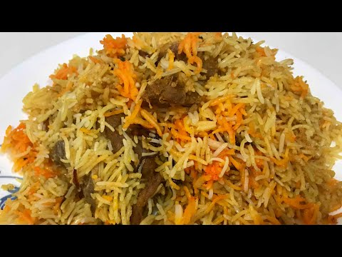 Hyderabadi Dum Biryani| Mutton Biryani recipe| Cook with SB
