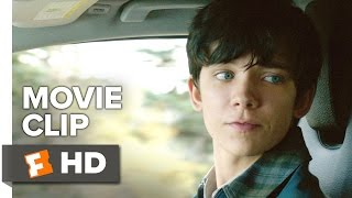 The Space Between Us Movie CLIP - Get Out (2017) - Asa Butterfield Movie