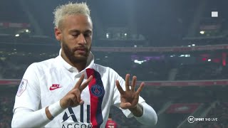 Neymar pays tribute to the late Kobe Bryant after scoring for PSG