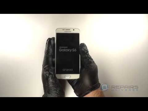 Samsung Galaxy S6 Dock Port Assembly and Home Button Repair Guide - RepairsUniverse