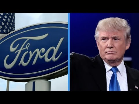 1st Carrier, Now Ford: Trump Declares Fake Victory on