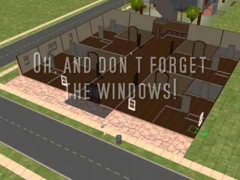 Sims 2 Apartment Tutorial