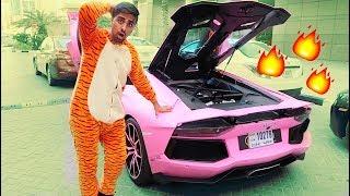 My Lamborghini BROKE DOWN !!!