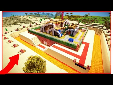 THE WORLD'S SAFEST MINECRAFT HOUSE!