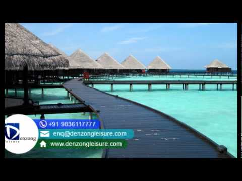 Maldives Package Tour from India - Honeymoon Special