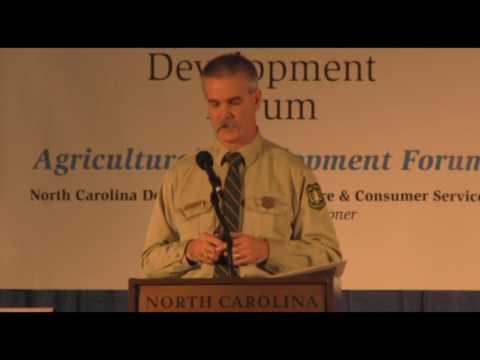 2017 Ag Development Forum: Lee Thornhill