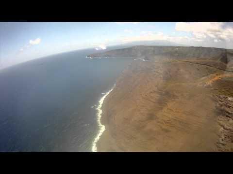 Maui Helicopter tour over Molokai