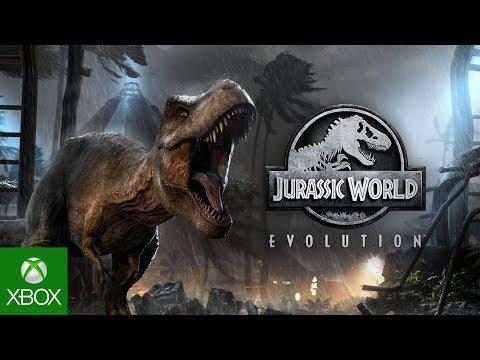 Jurassic World Evolution: Pre-Order Trailer