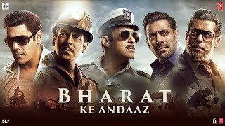 Bharat Ke Andaaz | Bharat | Salman Khan | Katrina Kaif | Movie Releasing On 5 June 2019