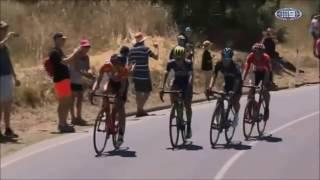 Santos Tour Down Under 2017 Stage 5 - Willunga Hill