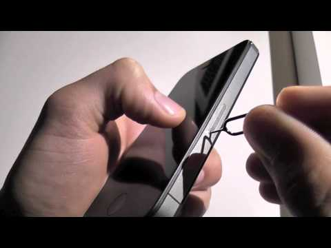 [ Apple iPhone 4S] SIM Card/Karte einstecken [HD]