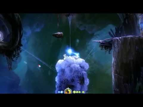 Ori And Blind Forest Big Spider Egg
