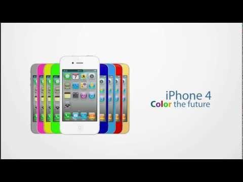 iPhone 4 / 4s / 5 Color Conversion Las Vegas @ SMARTFIX (702) 875-4050