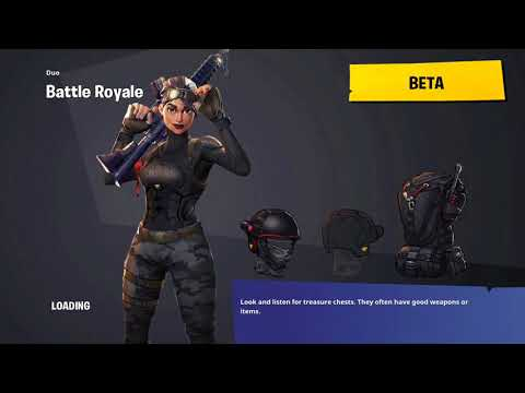 Fortnite Battle Royale l Xbox l Gameplay l RIDING PORT-A-FORTS l NEW GAMEMODE