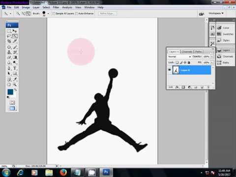 HOW TO CONVERT JPG TO PNG BY PHOTOSHOP CS3