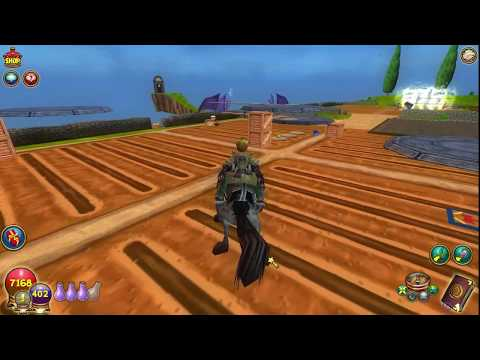 Wizard101 Guide to Gardening Perfection - Part 2 -Platforms!