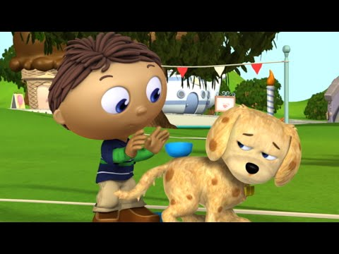 Super WHY! Full Episodes English ✳️  Super WHY and The Great Robot Race  ✳️  S02E10 (HD)