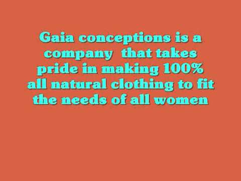 One item haul -  gaia Conceptions