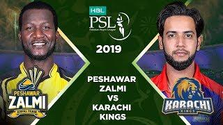 Match 30: Full Match Highlights Peshawar Zalmi Vs Karachi Kings | HBL PSL 4 | HBL PSL 2019