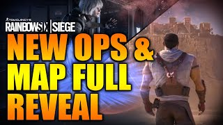 Rainbow Six Siege - In Depth: NEW OPS AND MAP FULL REVEAL - Operation Void Edge - Oryx - Iana