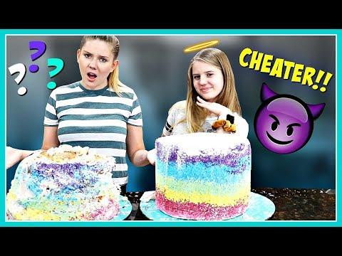 Xxx Mp4 Vanessa Cheated Prank Wars Cake Challenge Taylor Amp Vanessa 3gp Sex