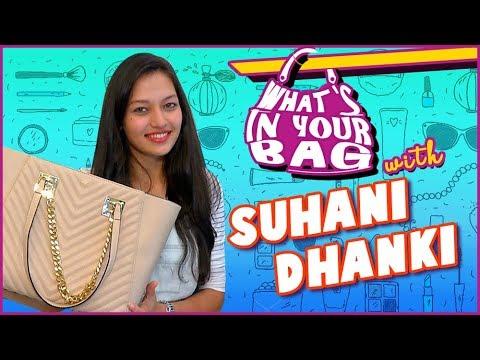 Suhani Dhanki HANDBAG SECRET REVEALED | Porus |Tellymasala