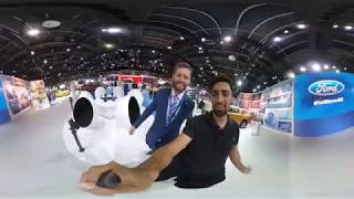 #fordmoveme | Movlogs Live 360 Experience