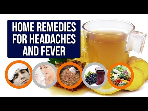 Home Remedies for Headaches and Fever || Best Health Tips || Health and Beauty Care