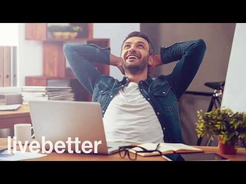 Upbeat Instrumental Work Music | Background Happy Energetic Relaxing Music for Working Fast & Focus