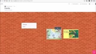 Didattica digitale - Video tutorial Padlet