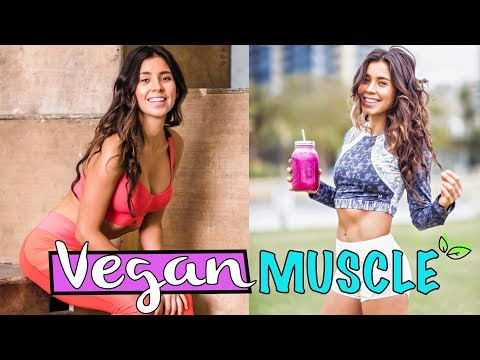 HOW TO GAIN MUSCLE MASS ON A VEGAN DIET