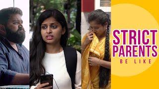 Living With Strict Parents | Girl Formula | Chai Bisket