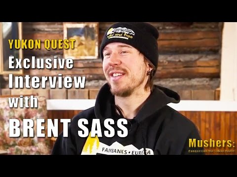 Yukon Quest Exclusive Interview: Brent Sass