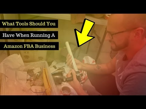 13 Tools And Supplies To Have When Selling On Amazon FBA