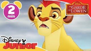 Die Große Flut - Die Garde Der Löwen | Disney Junior Kurzgeschichten