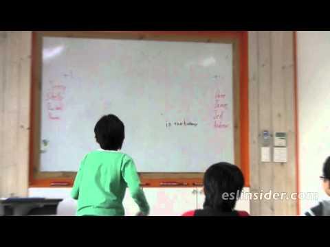 Vocabulary Games & Activities - ESL -