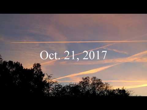 Oct 21, 2017 Morning Aerosols Again! Pelzer SC